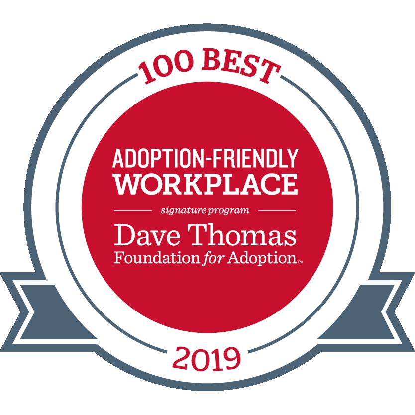 2019 Adoption-Friendly Workplaces logo