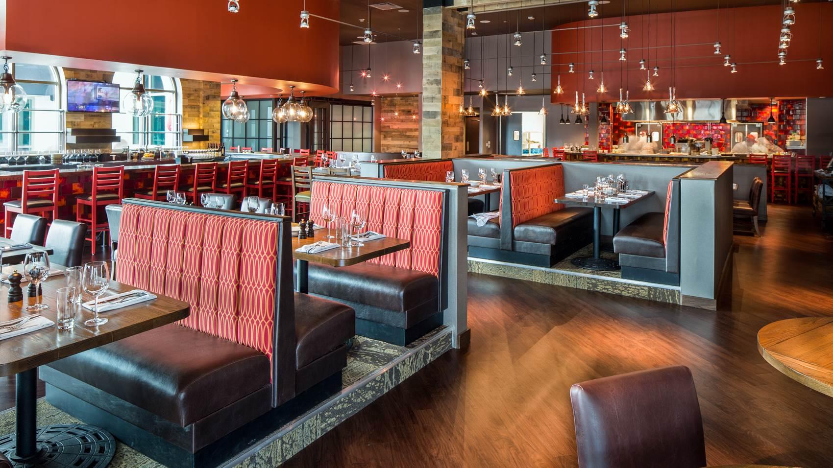 Restaurant at Embassy Suites