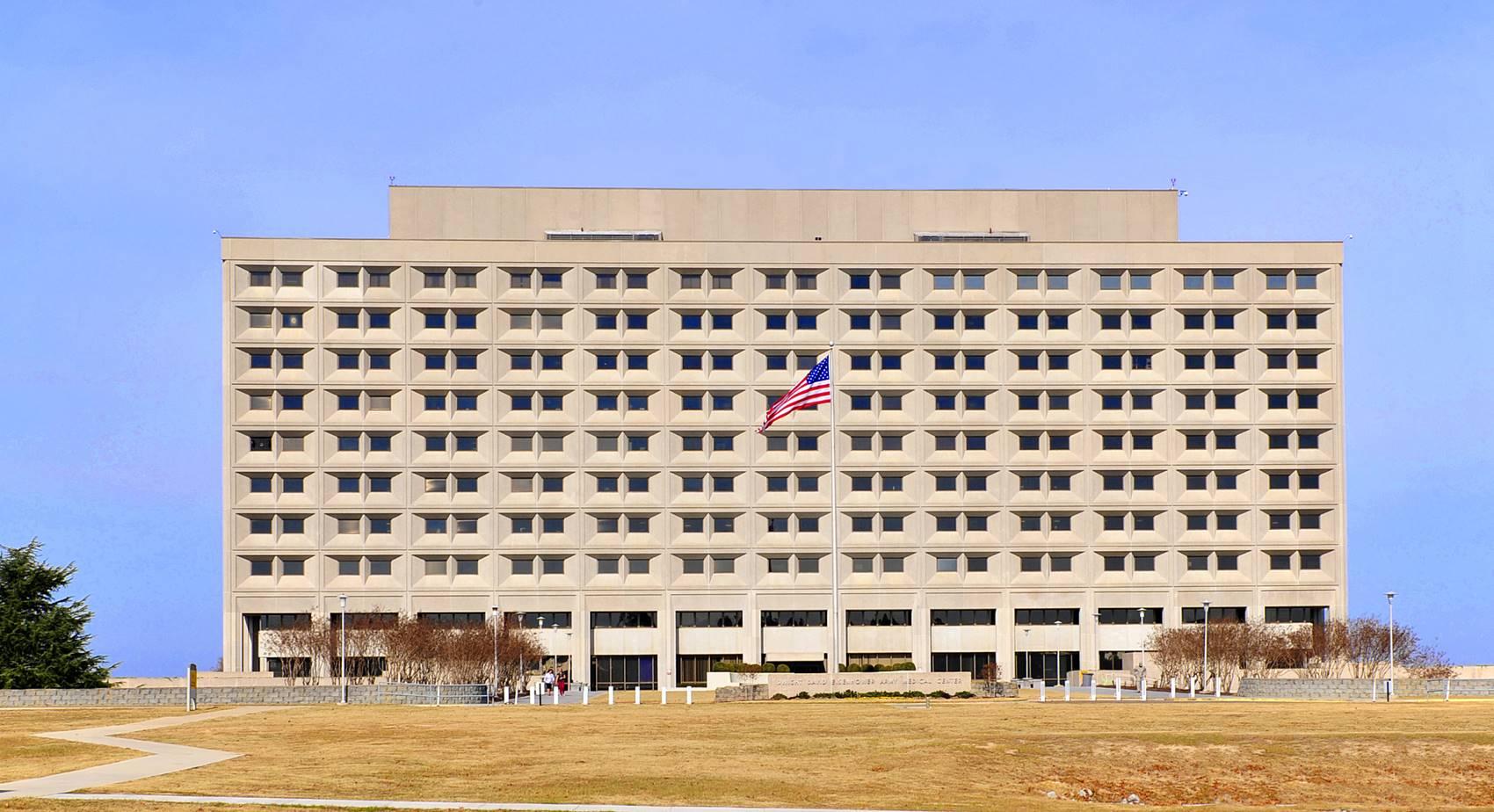 Fort Gordon Medical Center exterior view
