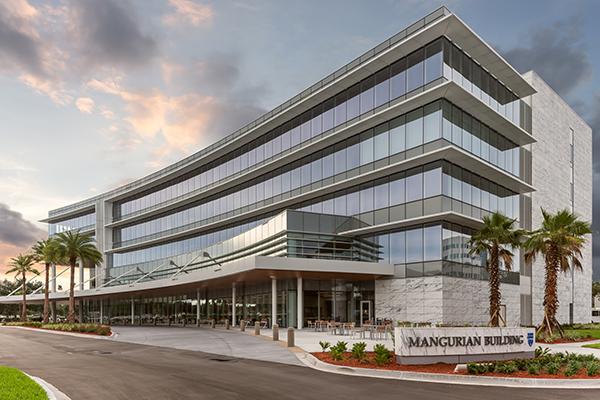 Mayo Clinic Mangurian Building