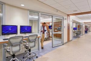 Duke University Medical Center Cardiac Intensive Care Unit and Infrastructure Upgrade