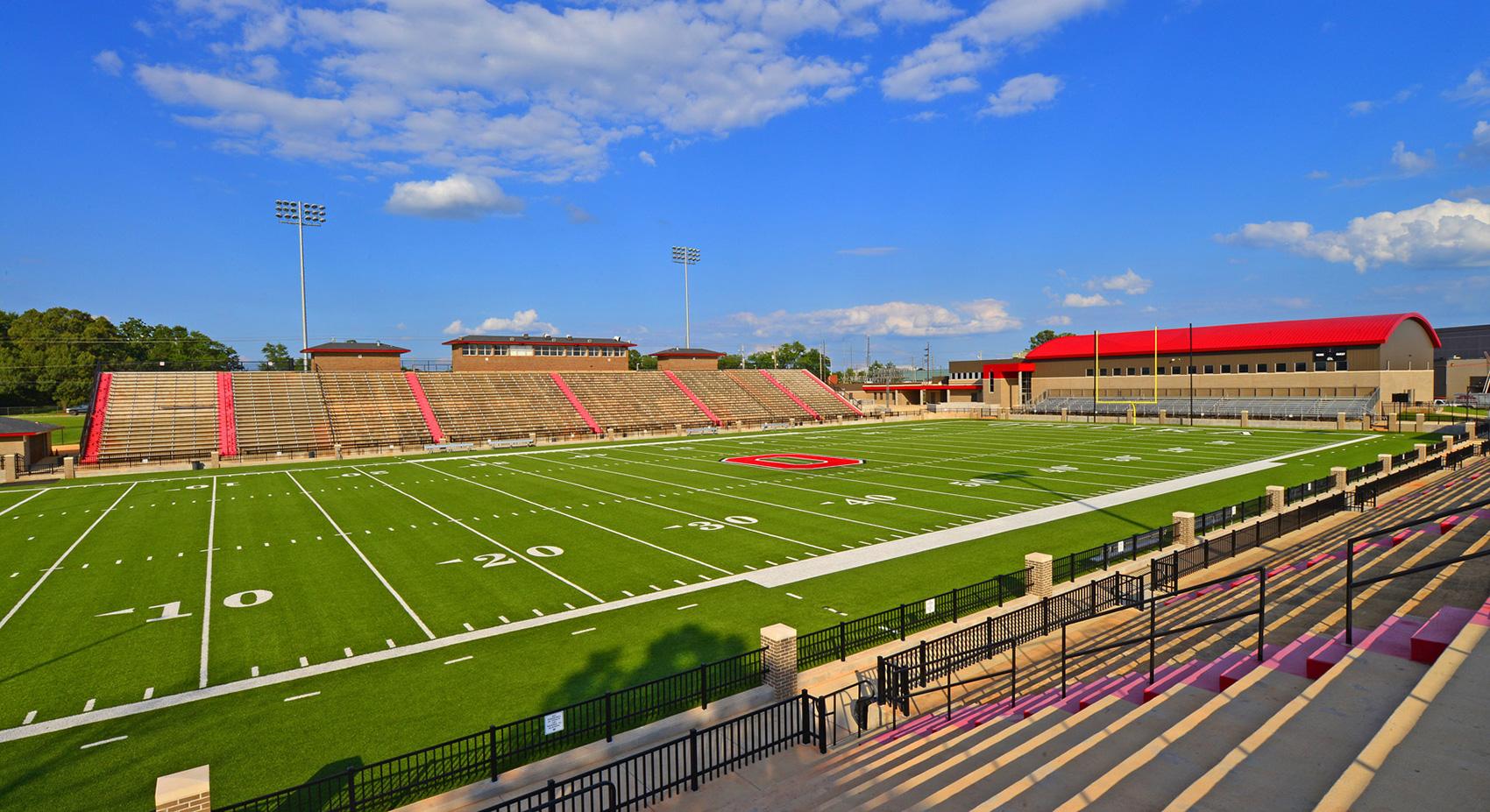 Stadium at Opelika High School