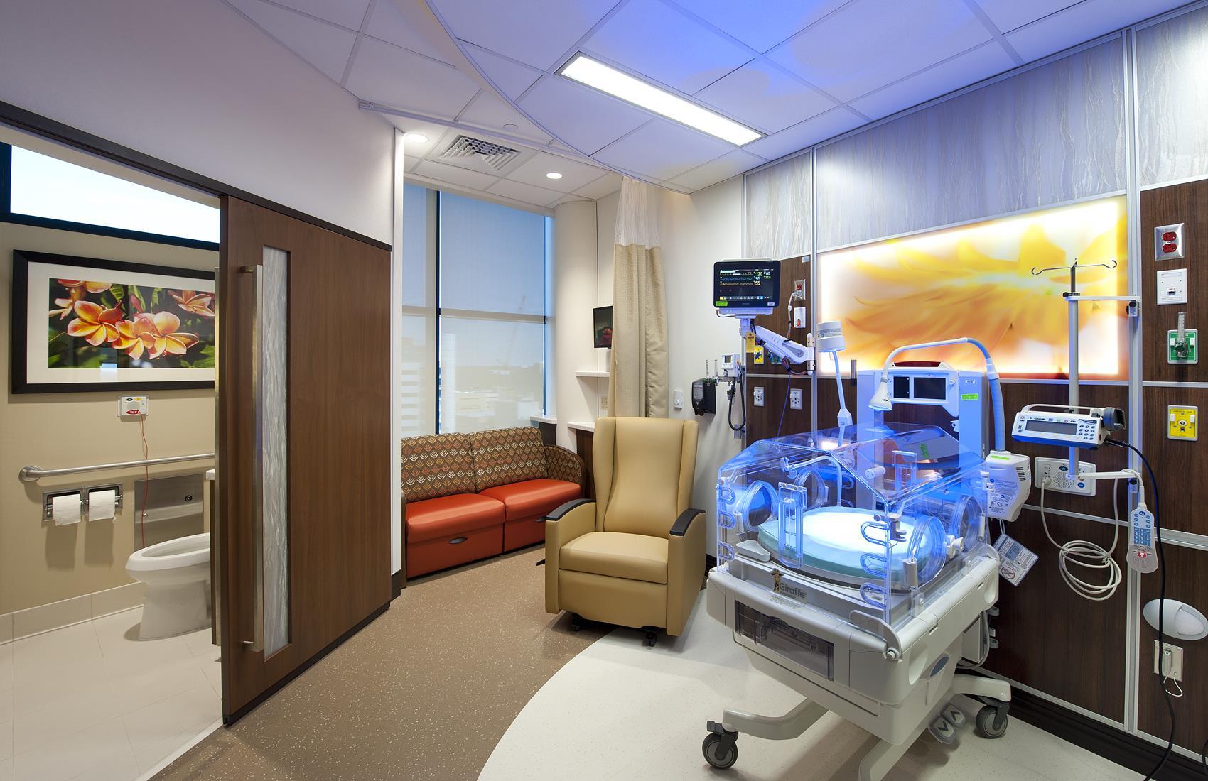 Winnie Palmer Hospital neonatal intensive care unit